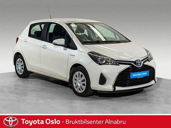 Toyota Yaris 1,5 Hybrid Active S e-CVT  2015, 45037 km, kr 159900,-