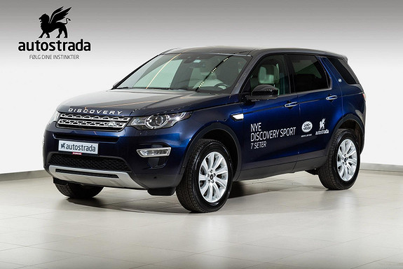 Land Rover Discovery Sport HSE LUXURY 150HK
