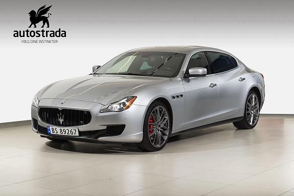 Maserati Quattroporte S Q4 410 HK