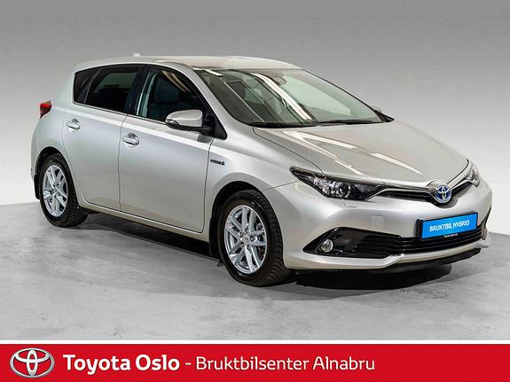 Toyota Auris 1,8 Hybrid E-CVT Active Sport DAB+, Automat,  2018, 33694 km, kr 269900,-