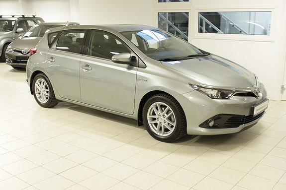 Toyota Auris 1,8 Hybrid E-CVT Active Sport  2017, 32741 km, kr 259000,-