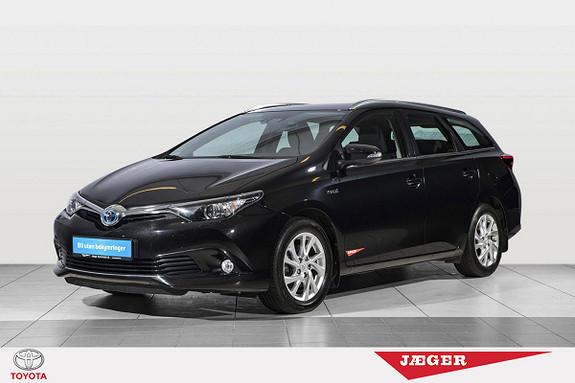Toyota Auris Touring Sports 1,8 Hybrid Active S  2016, 43700 km, kr 259000,-