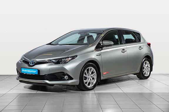 Toyota Auris 1,8 Hybrid E-CVT Active S  2016, 50300 km, kr 249000,-