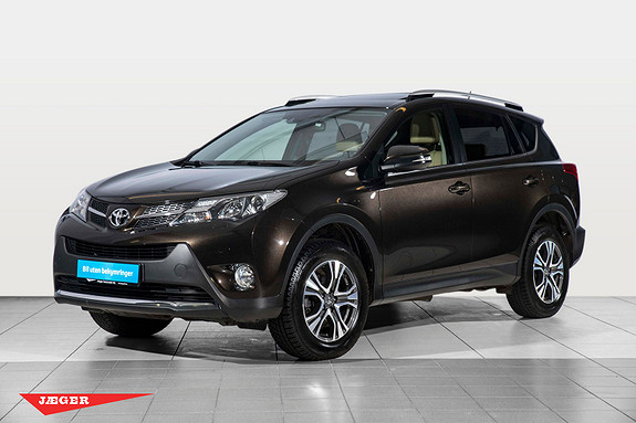 Toyota RAV4 2,0 4WD Executive CVT Premium 2  2014, 49900 km, kr 329000,-