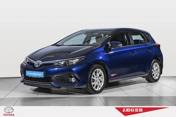 Toyota Auris 1,8 Hybrid E-CVT Active S  2016, 35000 km, kr 249000,-
