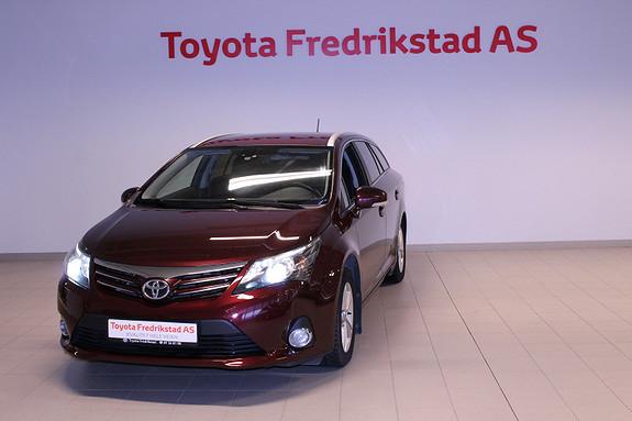 Toyota Avensis 1,8 147hk Advance  2012, 133100 km, kr 169000,-