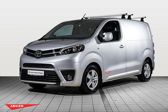 Toyota Proace 1,6 D 95 Comfort Compact L0H1 Fin bil .Hengerfeste  2017, 18600 km, kr 229000,-