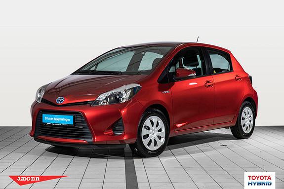 Toyota Yaris 1,5 Hybrid Active e-CVT  2014, 58500 km, kr 139000,-