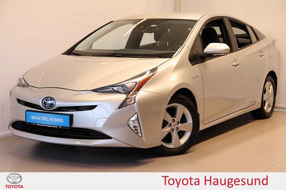 Toyota Prius 1,8 VVT-i Hybrid Executive Navi, kamera, HeadUp, Tectyl  2017, 20669 km, kr 285000,-