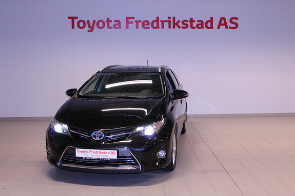 Toyota Auris Touring Sports 1,8 Hybrid Executive  2013, 51200 km, kr 169000,-