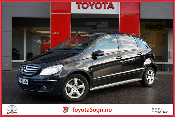Mercedes-Benz B-Klasse B 180 CDI  2008, 160000 km, kr 59000,-