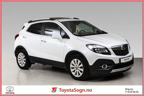 Opel Mokka 1.4T 140hk 4X4 Stop/Start Cosmo  2012, 152300 km, kr 149000,-