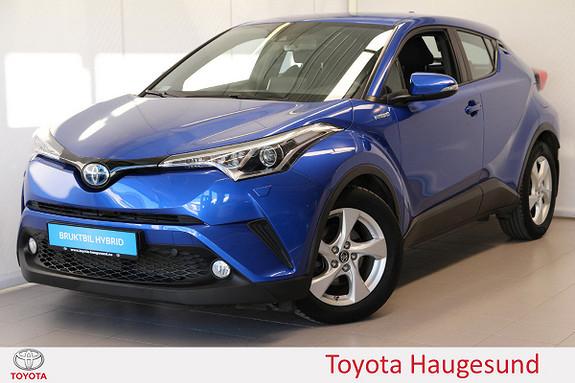 Toyota C-HR 1,8 WT-i Hybrid Active Adaptiv cruise, kamera, Tectyl  2017, 15283 km, kr 299000,-