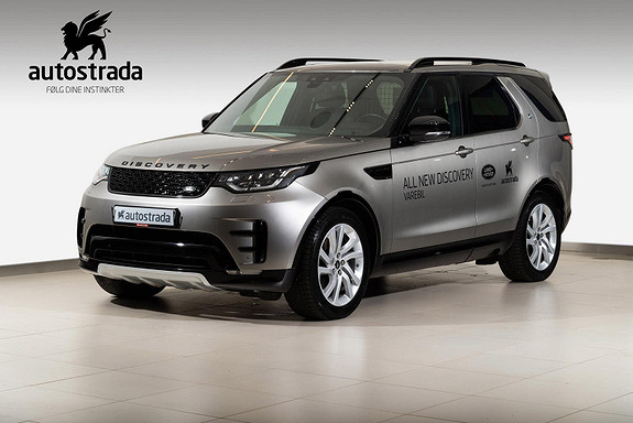 Land Rover Discovery 3.0 TD6 HSE 258 HK