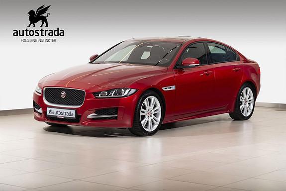 Jaguar XE 2.0 D 180 HK R-sport/head-up/sportseter/DAB