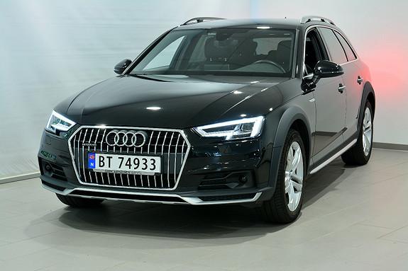 Audi A4 allroad ALLROAD 190 TDI Q/S LTD  2018, 21500 km, kr 639000,-