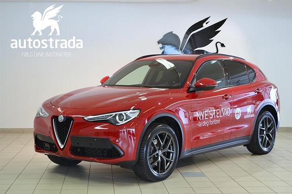 Alfa Romeo Stelvio 2.0 T SUPER AWD Sportspakke FSD-Dempere