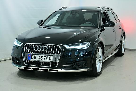 Audi A6 allroad ALL 190 HK TDI Q/S SP BUS  2018, 10500 km, kr 769000,-