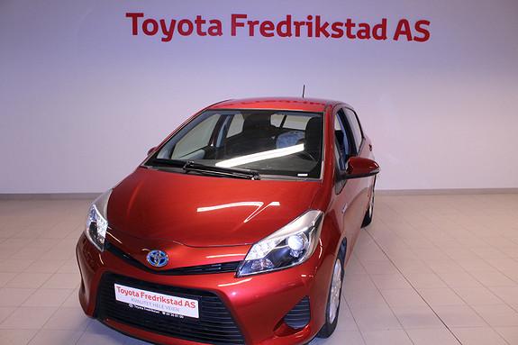 Toyota Yaris 1,5 Hybrid Active  2012, 79050 km, kr 139000,-