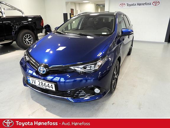 Toyota Auris Touring Sports 1,8 Hybrid Sport Vision Navi, Ryggekamer  2018, 4900 km, kr 299000,-