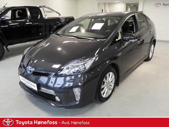 Toyota Prius Plug-in Hybrid 1,8 VVT-i Plug-in Hybrid Advance Plug-in! Kun 12000km!  2013, 12000 km, kr 199000,-