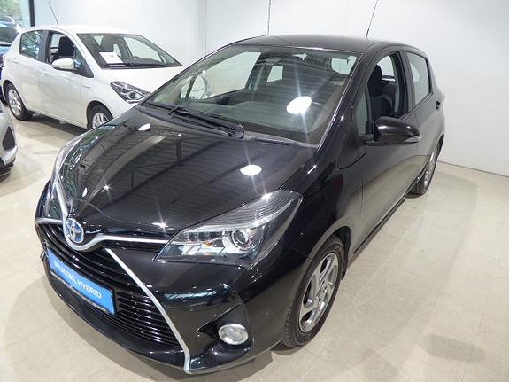 Toyota Yaris 1,5 Hybrid Active e-CVT m/DAB+ og Navi  2015, 44000 km, kr 179000,-