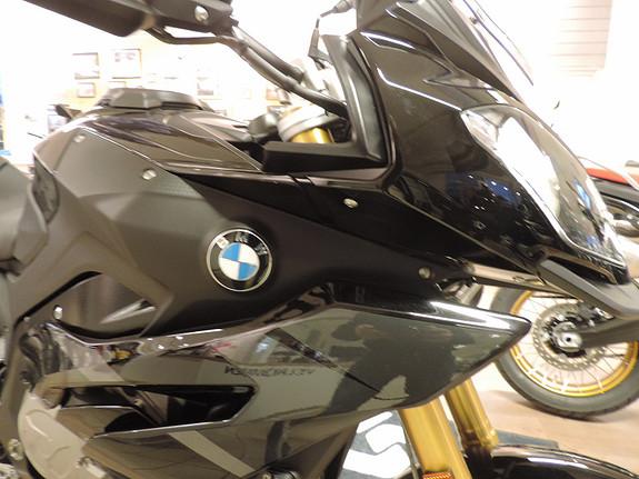 Bilbilde: BMW S1000XR Triple Black