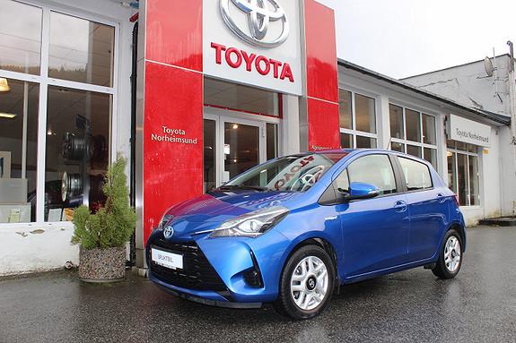 Toyota Yaris 1.5 Hybrid Active-S  2017, 49400 km, kr 199900,-