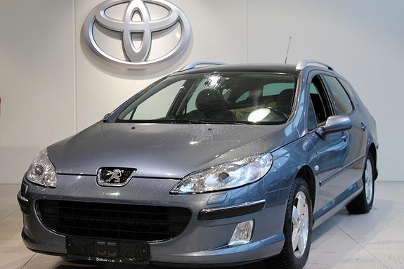 Peugeot 407 1.6 Diesel 109HK  2006, 157947 km, kr 45000,-