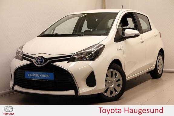 Toyota Yaris 1,5 Hybrid Active e-CVT  2014, 13555 km, kr 139000,-