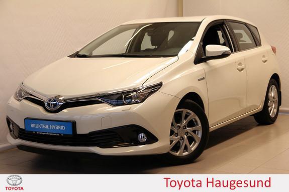 Toyota Auris 1,8 Hybrid E-CVT Active Sport  2017, 23751 km, kr 259000,-
