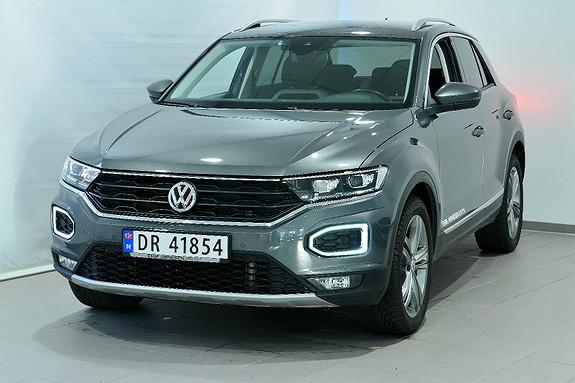 Volkswagen T-Roc SPORT 150 TDI 4M DSG  2018, 25000 km, kr 399000,-