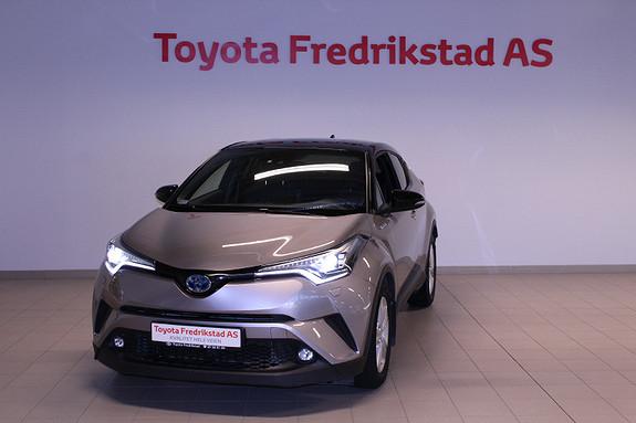 Toyota C-HR 1,8i Hybrid Dynamic Tech  2017, 46000 km, kr 329000,-