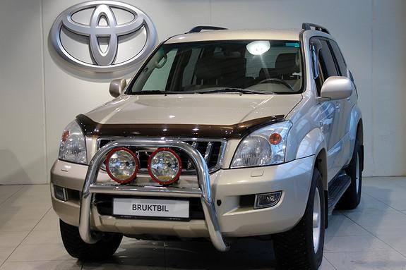 Toyota Land Cruiser 3.0 Diesel GX  2006, 199135 km, kr 249000,-