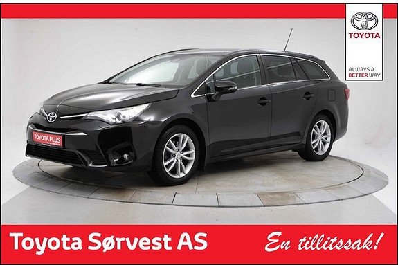 Toyota Avensis Touring Sports 1,8 Active M-drive 7S  2016, 38772 km, kr 279000,-