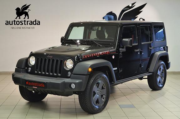 Jeep Wrangler 3,6 V6 Rubicon Recon