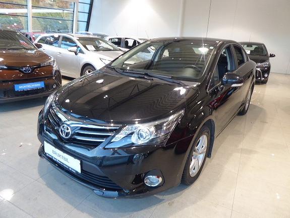 Toyota Avensis 1,8 147hk NaviTech Pluss  2012, 55500 km, kr 149000,-