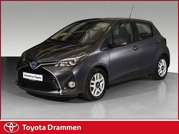 Toyota Yaris 1,5 Hybrid Active S e-CVT  2016, 31610 km, kr 179000,-