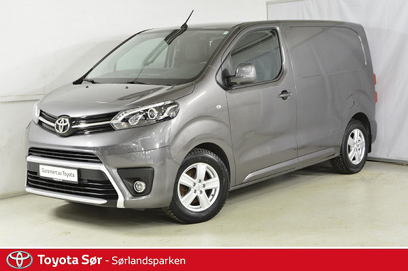 Toyota Proace 1,6 D 95 Comfort Compact L0H1 m/hengerfeste  2016, 41500 km, kr 199000,-