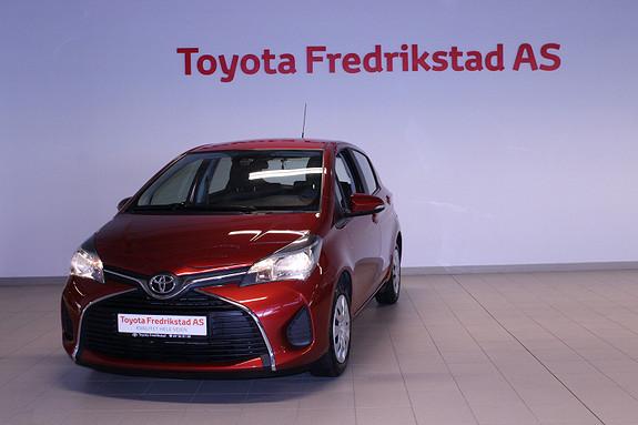 Toyota Yaris 1,0 Active  2016, 25100 km, kr 149000,-