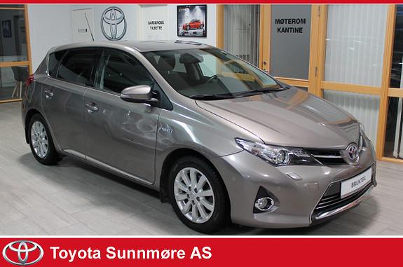 Toyota Auris 1,8 Hybrid E-CVT Executive  2013, 61807 km, kr 159000,-