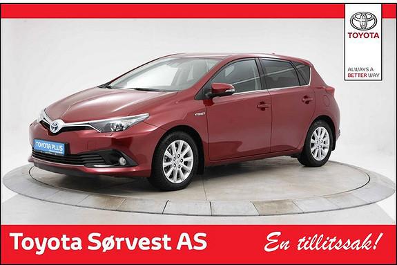 Toyota Auris 1,8 Hybrid E-CVT Active  2017, 37812 km, kr 249000,-