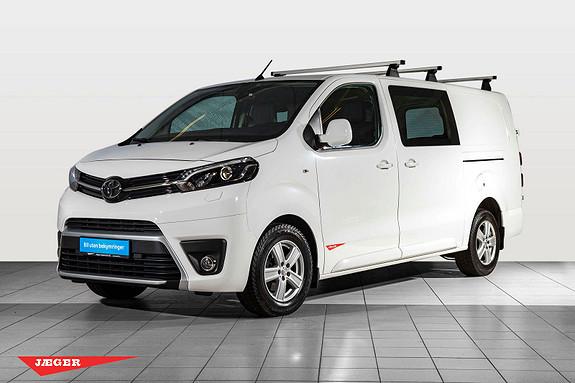 Toyota Proace 2,0 D 122 Comfort L2H1  2017, 20000 km, kr 279000,-