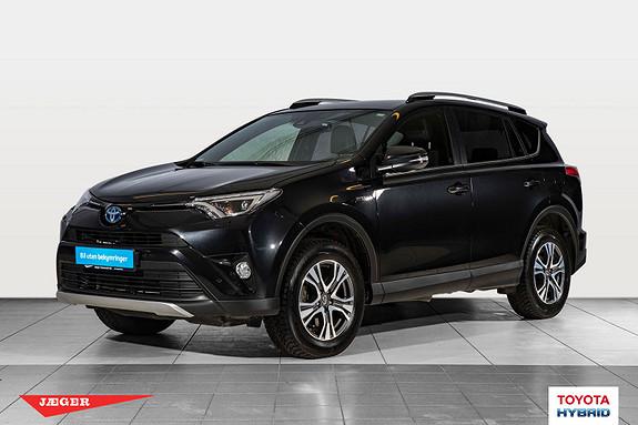 Toyota RAV4 Hybrid AWD 71n Edition  2018, 6400 km, kr 459000,-