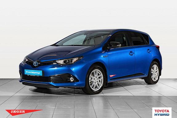 Toyota Auris 1,8 Hybrid E-CVT Sport Vision  2018, 2500 km, kr 299000,-