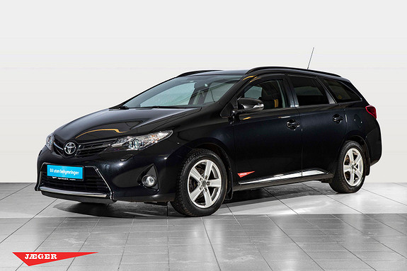 Toyota Auris Touring Sports 1,6 Mdrive Style  2013, 66400 km, kr 179000,-