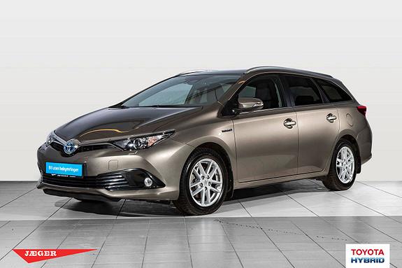 Toyota Auris Touring Sports 1,8 Hybrid Active Sport  2017, 35400 km, kr 279000,-
