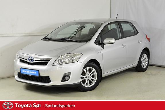 Toyota Auris 1,8 Hybrid Advance HSD  2012, 51000 km, kr 145000,-