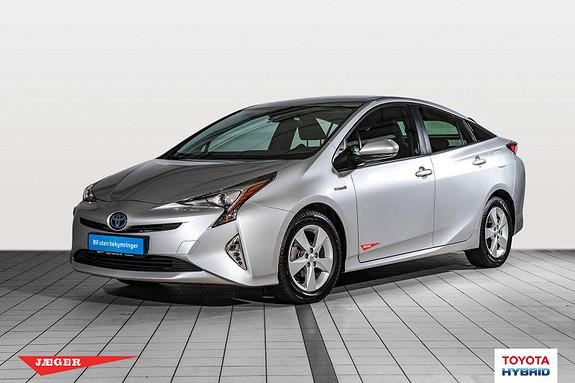 Toyota Prius 1,8 VVT-i Hybrid Active Style Understellsbehandlet  2018, 4600 km, kr 309000,-