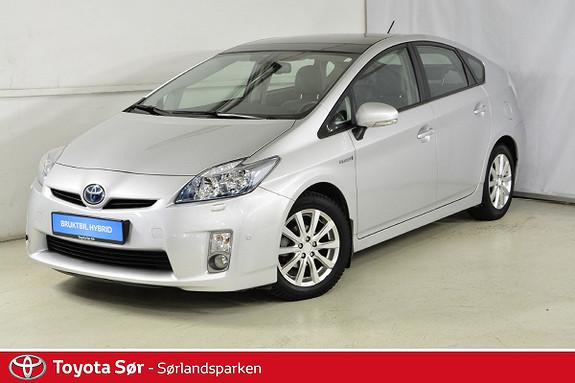 Toyota Prius 1,8 VVT-i Hybrid Premium m/soltak  2011, 74000 km, kr 149000,-